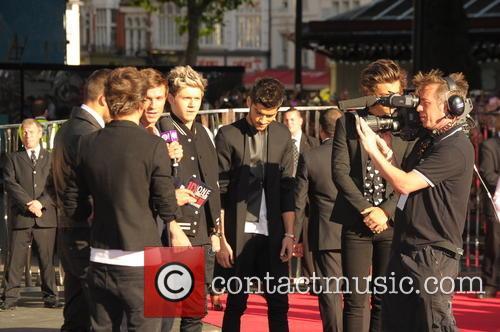 One Direction, Harry Styles, Niall Horan, Zayn Malik, Louis Tomlinson, Liam Payne