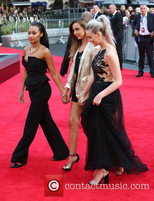 Little Mix, Jade Thirlwall, Perrie Edwards and Leigh-anne Pinnock 9