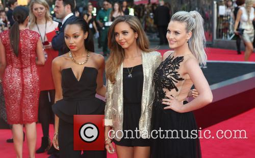 Leigh-anne Pinnock, Jade Thirlwall, Perrie Edwards and Little Mix 3