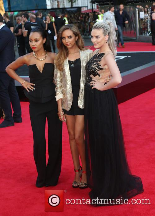 Leigh-anne Pinnock, Jade Thirlwall and Perrie Edwards 2