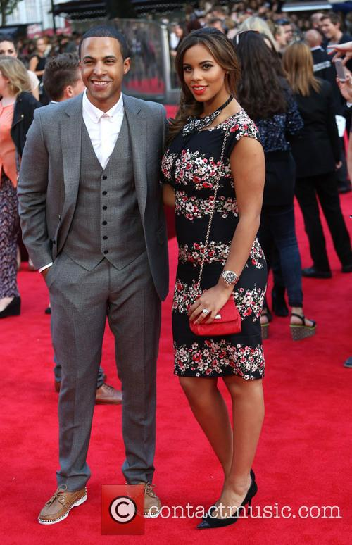 Marvin & Rochelle Humes