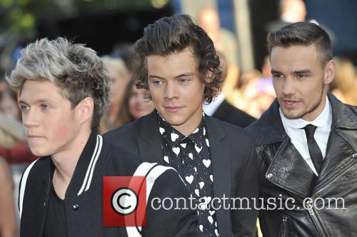 Niall Horan, Harry Styles, Liam Payne and One Direction 8