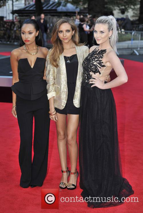 Perrie Edwards, Leigh-anne Pinnock, Jade Thirlwall and Little Mix 1