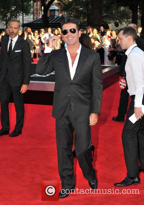 Simon Cowell, Empire Leicester Square