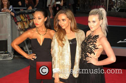 Leigh-anne Pinnock, Jade Thirlwall, Perrie Edwards and Little Mix 4