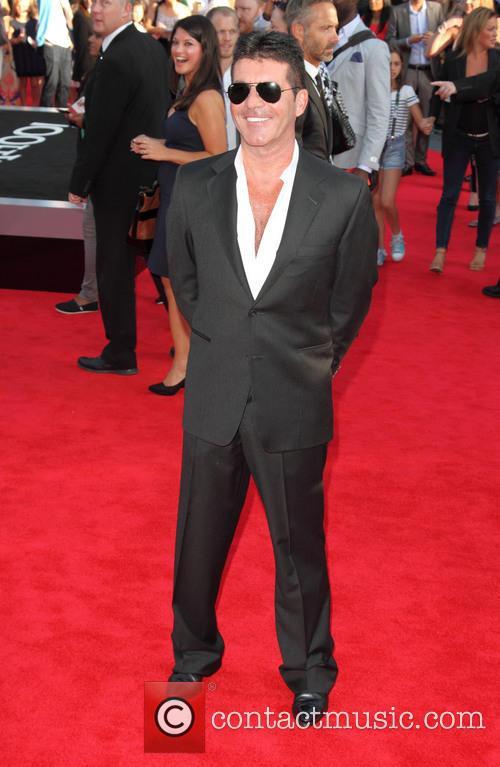 Simon Cowell, Empire Leicester Square
