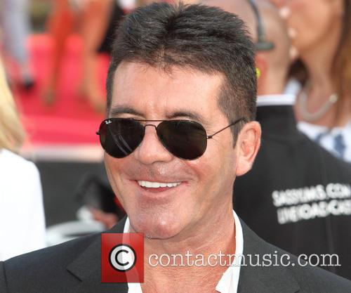 simon cowell world premiere of one direction 3825945