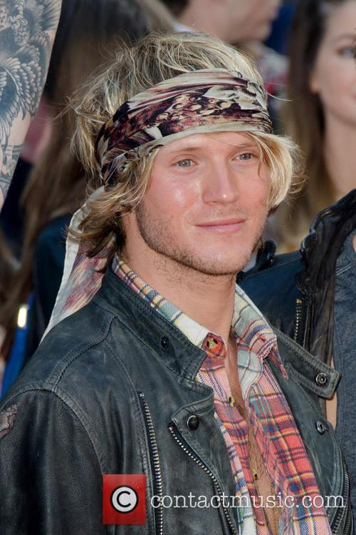 Dougie Poynter and Mcfly 5