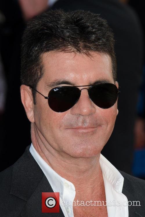 simon cowell world premiere of one direction 3826178