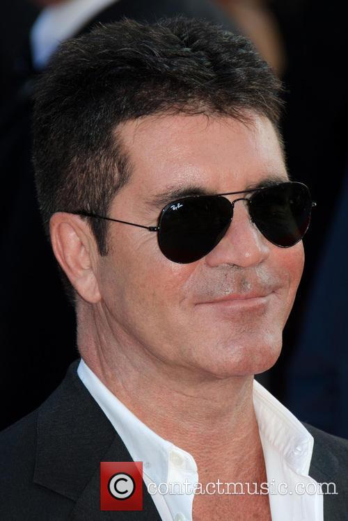 simon cowell world premiere of one direction 3826179