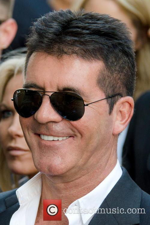 simon cowell world premiere of one direction 3826188