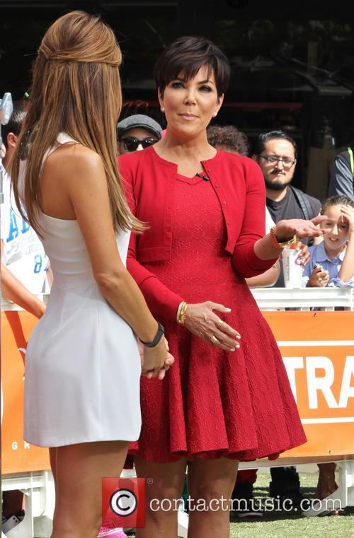 Kris Jenner and Maria Menounos 7