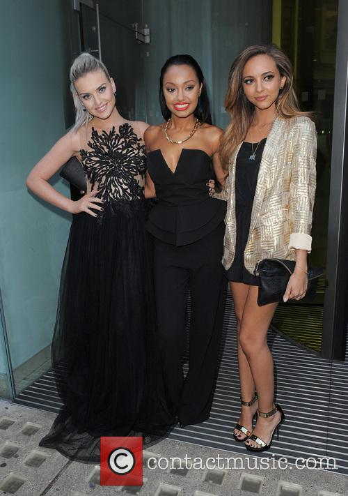 Perrie Edwards, Leigh-anne Pinnock and Jade Thirlwall 7