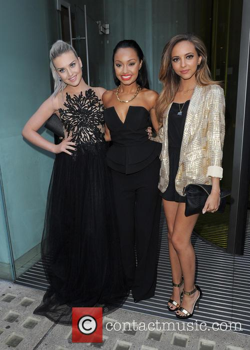 Perrie Edwards, Leigh-anne Pinnock and Jade Thirlwall 9