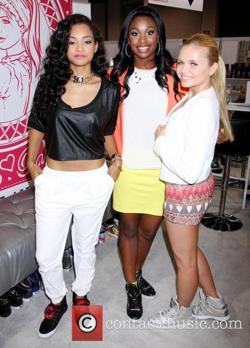 Jessica Jarrell, Co Co Jones and Alli Simpson 3