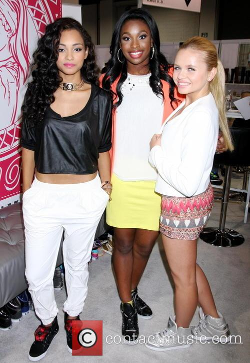 Jessica Jarrell, Co Co Jones and Alli Simpson 4