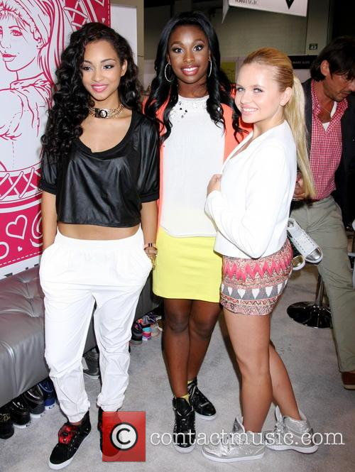 Jessica Jarrell, Co Co Jones and Alli Simpson 7