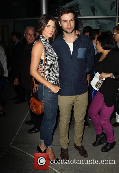 Cobie Smulders and Taran Killam 2