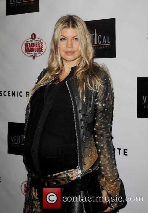 Fergie Pregnant