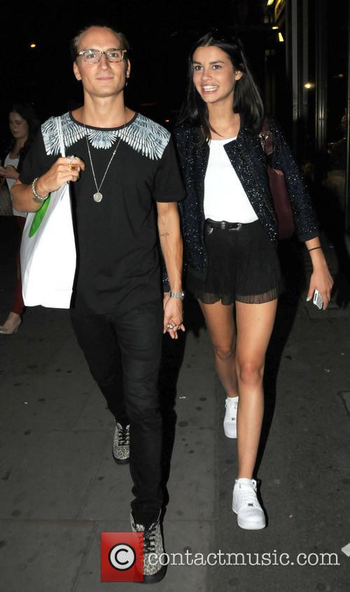 Grace Mcgovern and Oliver Proudlock 2