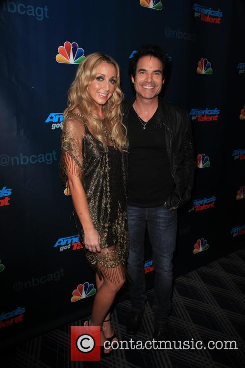 Ashley Monroe and Pat Monahan 2