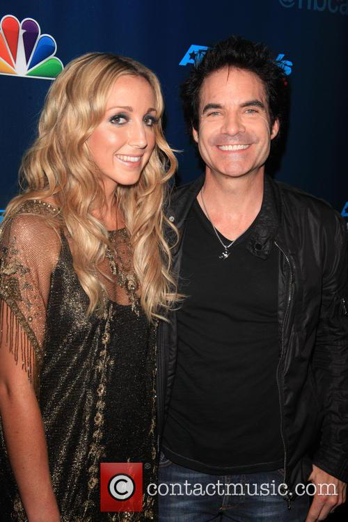Ashley Monroe and Pat Monahan 1