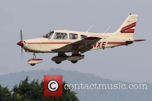 carol vorderman carol vorderman first solo flight 3827178