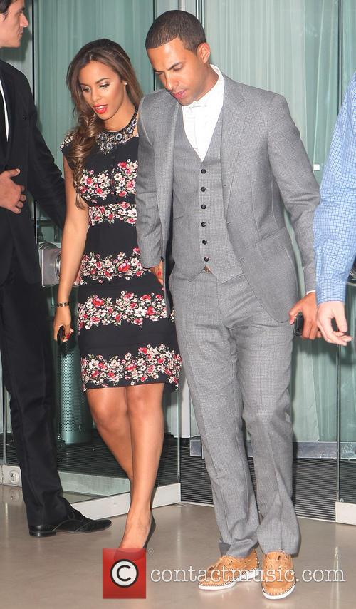 Murvin Humes and Rochelle Humes 2