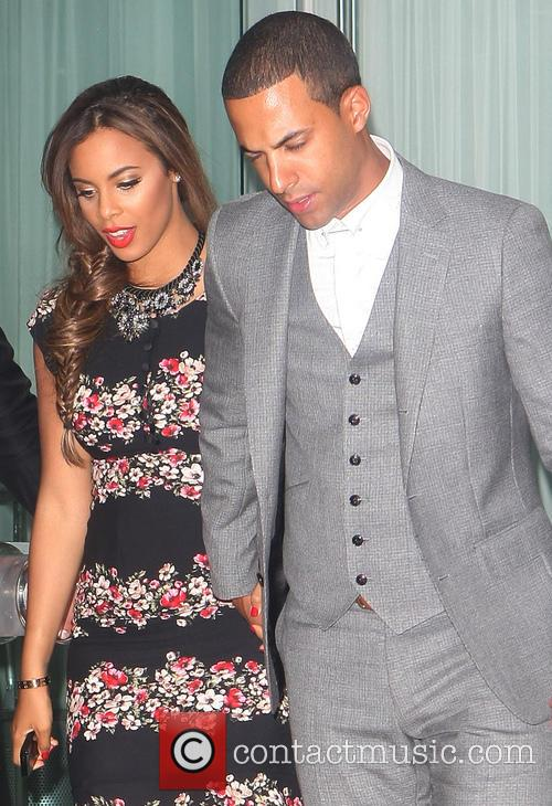 Murvin Humes and Rochelle Humes 1