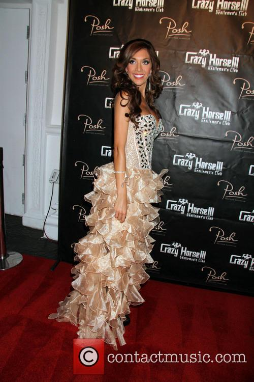 Farrah Abraham At Crazy Horse III