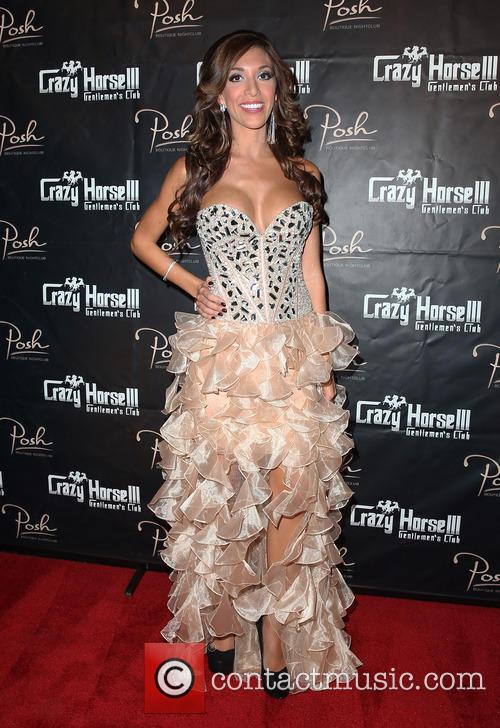 Farrah Abraham Hosts at Crazy Horse III Las...