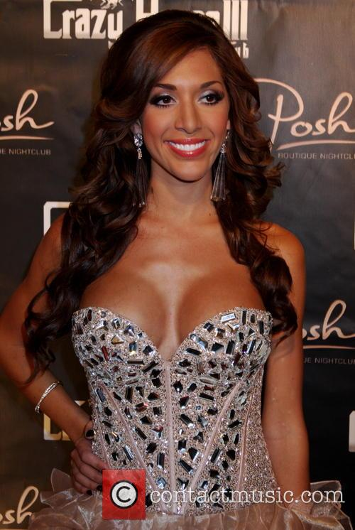 Farrah Abraham brings the party to the Crazy...
