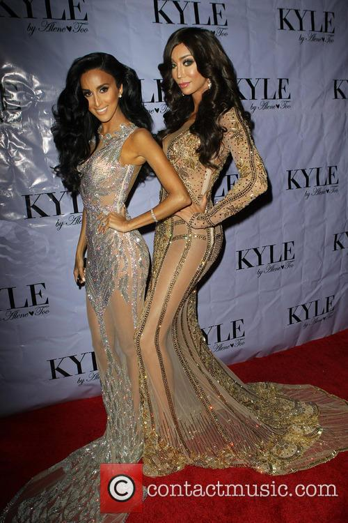 Lilly Ghalichi and Yasmine Petty 2