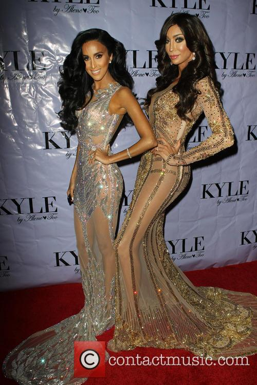 Lilly Ghalichi and Yasmine Petty 5