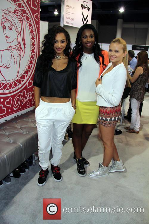 Jessica Jarrell, Coco Jones and Ali Simpson 6