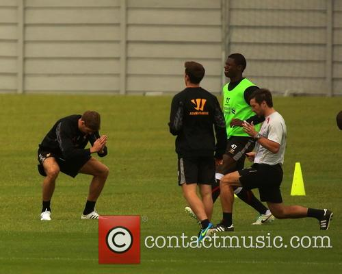 Stephen Gerrard 3