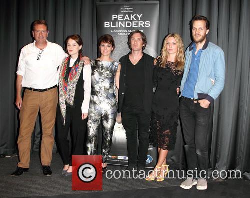 UK premiere of 'Peaky Blinders'