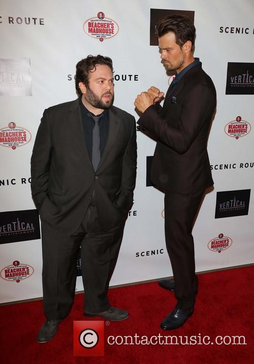Dan Fogler and Josh Duhamel 1