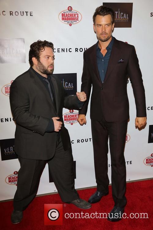 Dan Fogler and Josh Duhamel 8