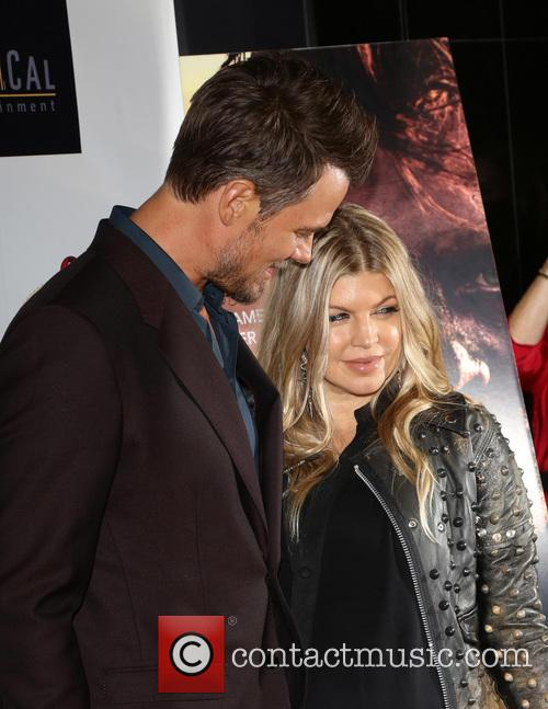 Josh Duhamel and Fergie 1