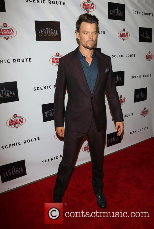 josh duhamel premiere of vertical entertainments scenic 3827552
