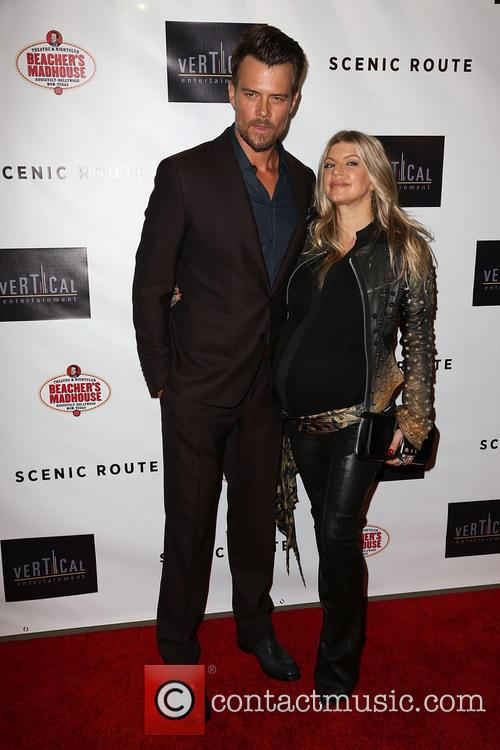 Josh Duhamel and Fergie 13