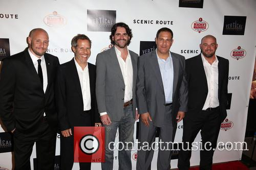 Kevin Goetz, Rich Goldberg, Brion Hambel, Mitch Budin and Michael Goetz 2