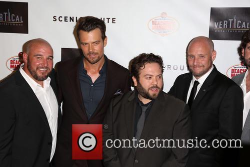 Michael Goetz, Josh Duhamel, Dan Fogler, Kevin Goetz, Chinese Theater 6