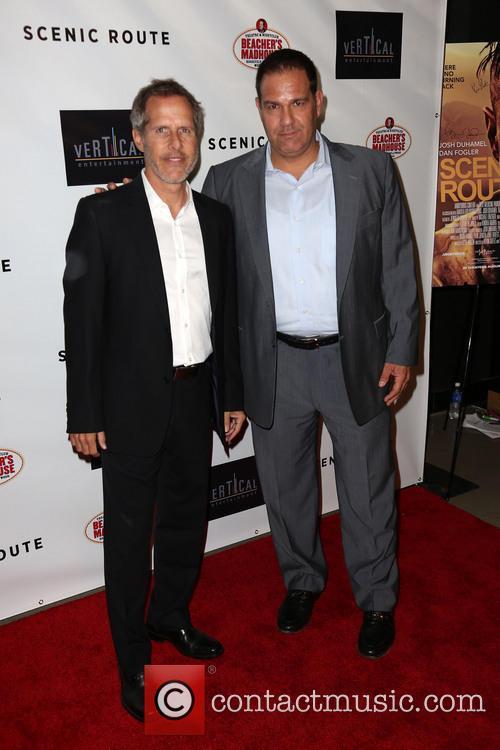 Rich Goldberg and Mitch Budin 1