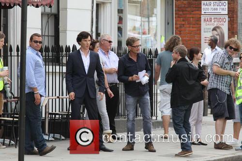 Benedict Cumberbatch and Martin Freeman 11