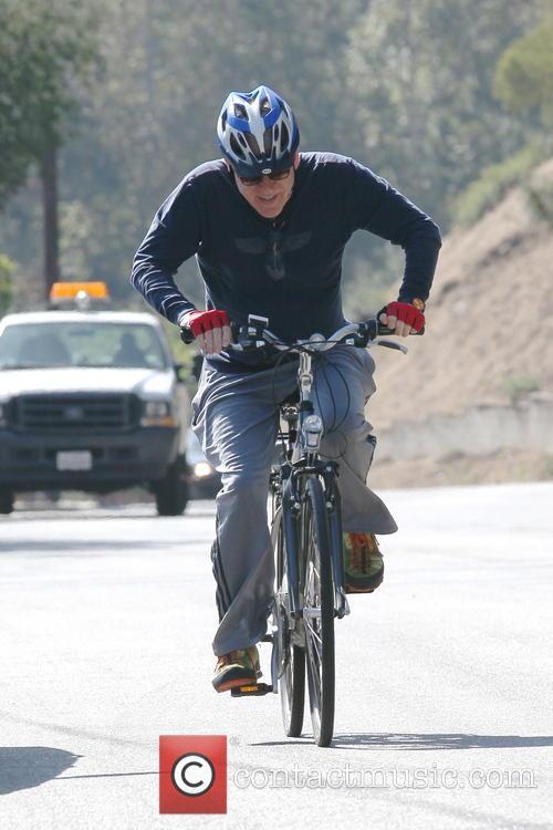 steve martin steve martin rides his bike 3827345