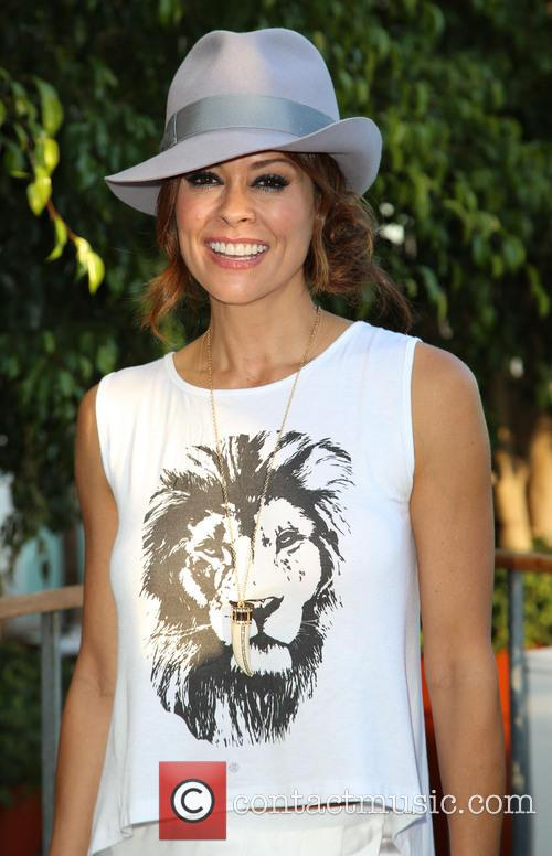Brooke Burke, Skybar at Mondrian