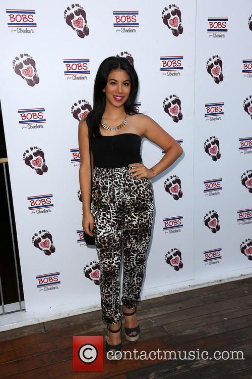 Chrissie Fit, Skybar at Mondrian