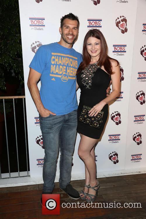 Brendon Villegas and Rachel Reilly 1